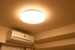 エアコンと照明