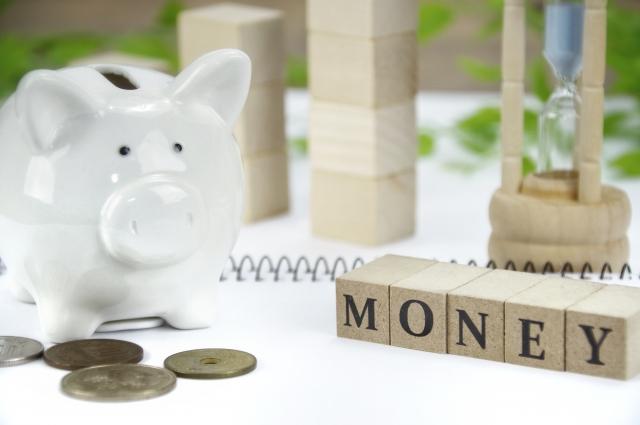 貯蓄計画のイメージがある貯金箱