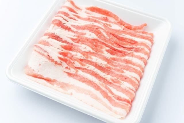 豚バラ肉薄切りパック