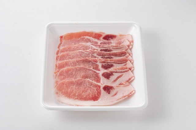 生姜焼き用豚肉