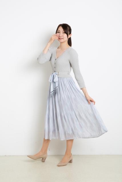 素敵なドレスで演出